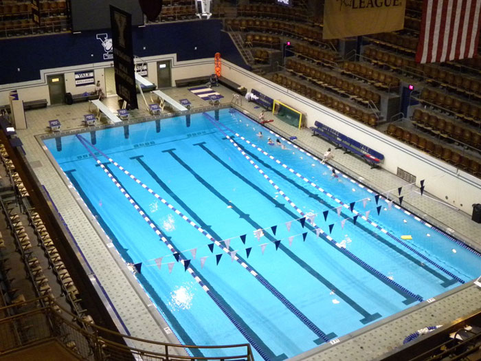 Payne Whitney Gym Hours Pool